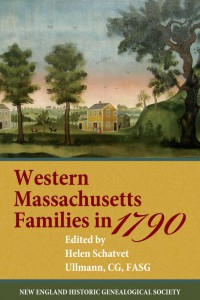 Western Massachusetts Families in 1790