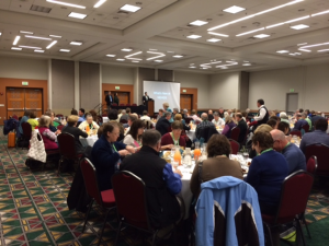 NEHGS Sponsored Lunch at RootsTech 2014