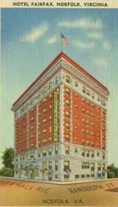 The Hotel Fairfax