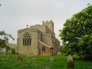 St. Bartholomew's Church, Groton, Suffolk