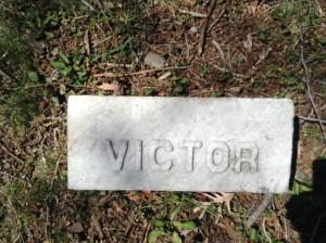 Victor Boucher marker