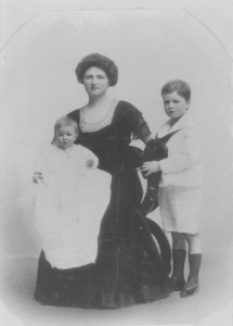 Estelle Bell with Fred and Nancy revised