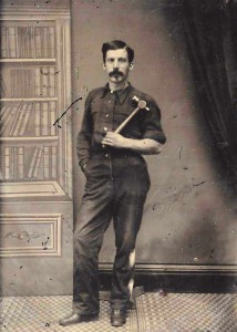 Frank Stratton