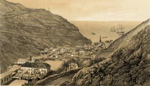 View of Jamestown