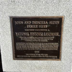 Alden National Landmark