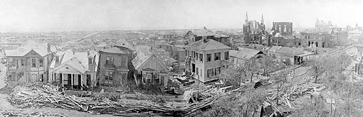 Natural Disasters In Texas History