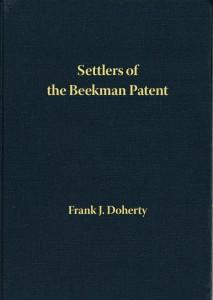 Beekman Patent V 1-B28145000