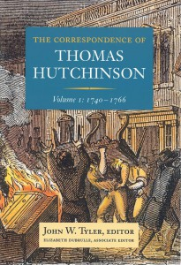 Hutchinson Jacket cover