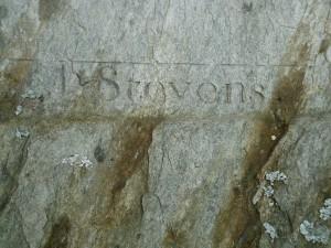 Zachary Garceau gravestone 1a