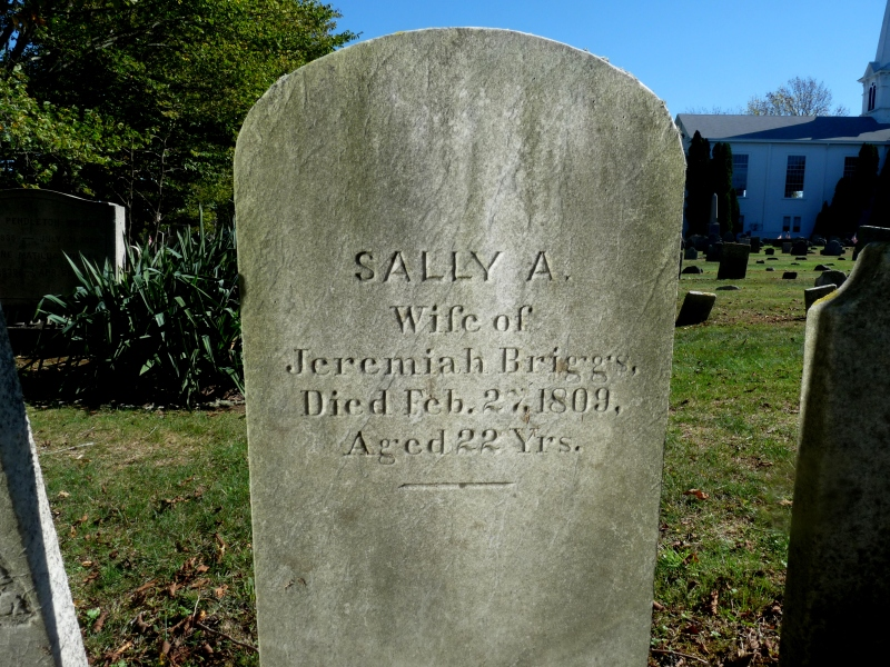 A tale of two gravestones - Vita Brevis