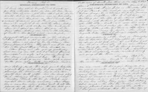 Hedwiga Gray diary1