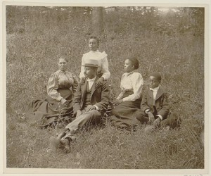African American Family, W. E. B. Du Bois, collector