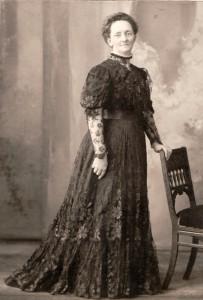 The first Ella, Ella (Powell) Ladd.