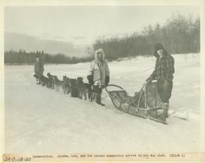Alaska census takers 1940
