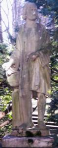 Aristides statue