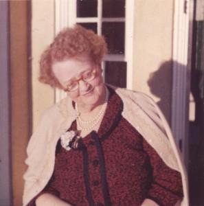 Margaret Steward