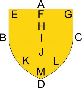 Garceau escutcheon for VB