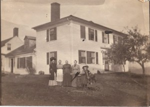 Asa Williams house