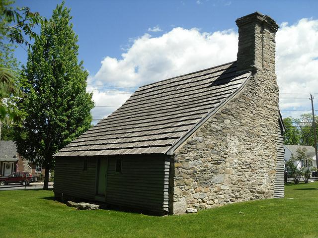 Stone Ender Houses Of Rhode Island Vita Brevis