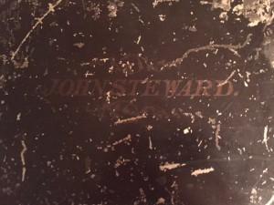 John Steward box