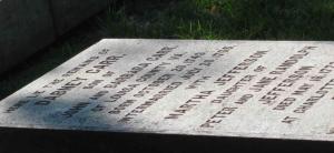 Dabney Carr gravesite