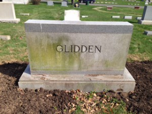 Glidden plot Druid Ridge