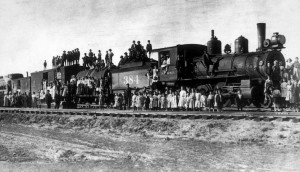 Orphan Train Picture