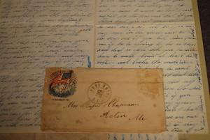Rufus Chapman letter