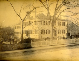 William Clapp House ca 1870