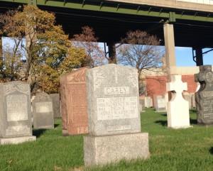 Calvary Cemetery 4