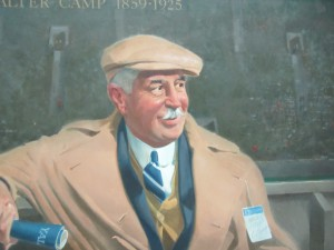 Walter Camp of Yale