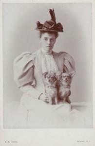 Edith Wharton by Cooper