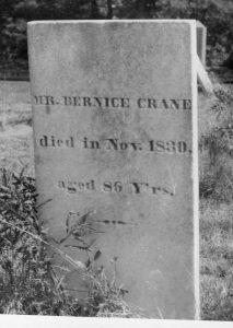 Bernice Crane GS001