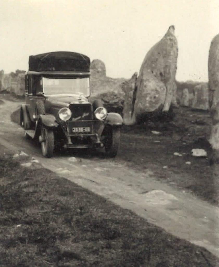 The Hispano at Carnac 1926 for VB