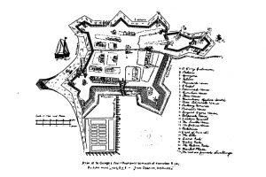 St George's Fort Popham