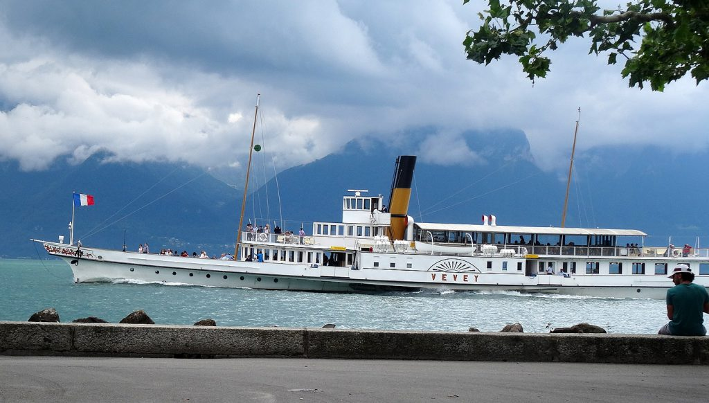 Vevey steamer courtesy of Wendy McGuire