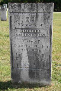 sybil-ludington-ogden-gravestone