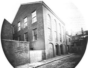 Boston's African Meeting House